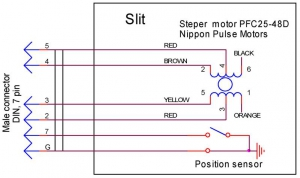 Fig.2. Connection circuit